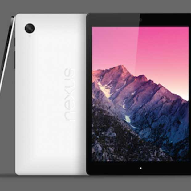 Nieuwe Google Nexus 9 tablet uitgelekt