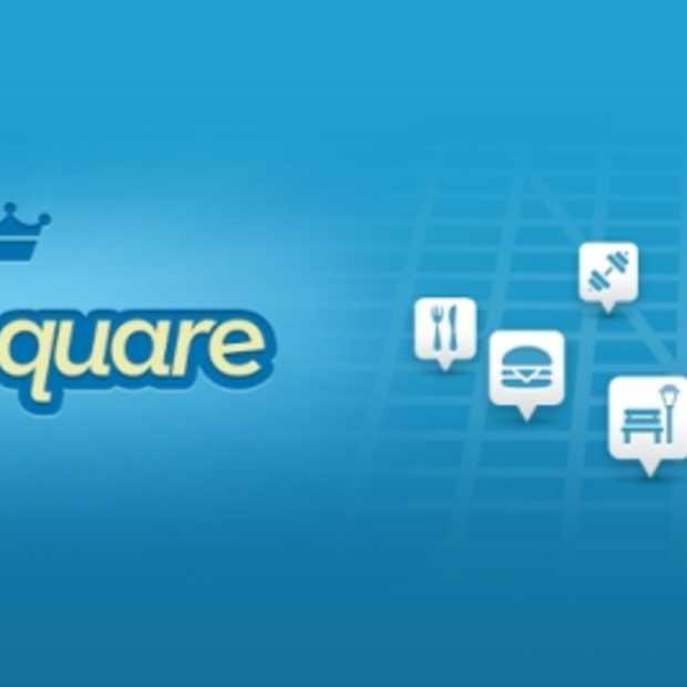 Nieuwe update Foursquare op iOS & Android: check je vrienden zelf in