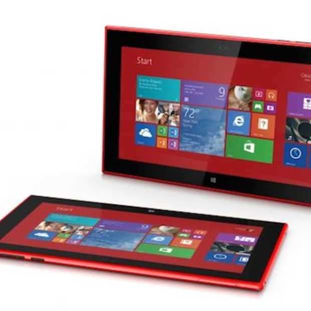 Nokia Lumia 2520 tablet beschikbaar in België