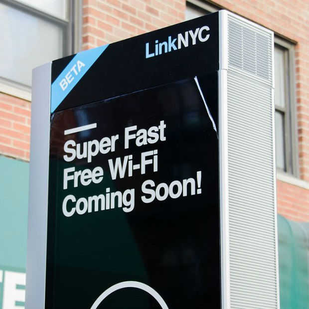 Overal gratis Wi-Fi!!!