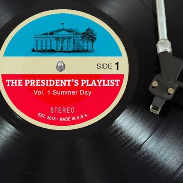 Obama stelt eigen Spotify-afspeellijst samen