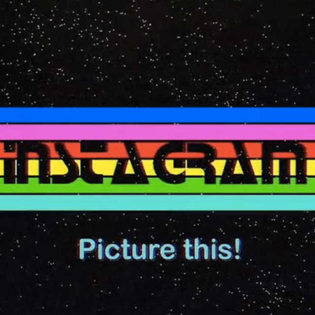Of wat als Instagram in de jaren '80 uitgevonden zou zijn?