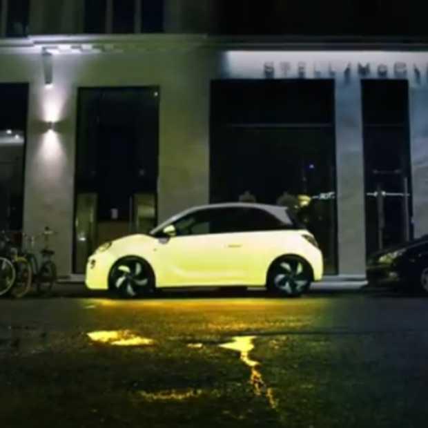 Opel Adam. De meest persoonlijke auto ooit?