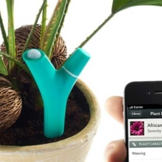 Parrot Flower Power waakt over je planten