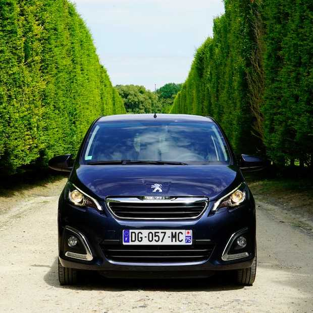 Peugeot 108, de hippe opvolger van het succesnummer 107