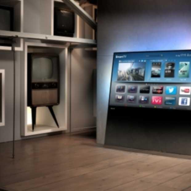 Philips DesignLine breekt met conventioneel tv-design