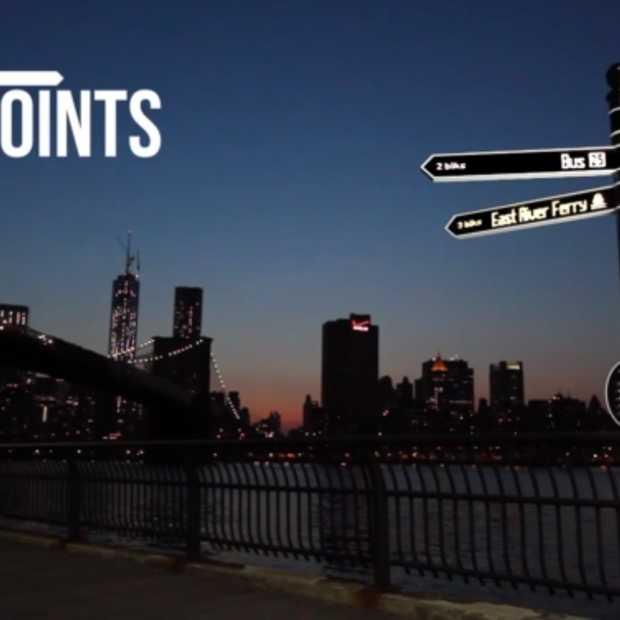 Points: de meest geavanceerde richtingaanwijzer ter wereld