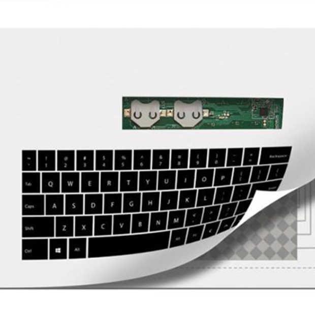 Print eens een keyboard uit