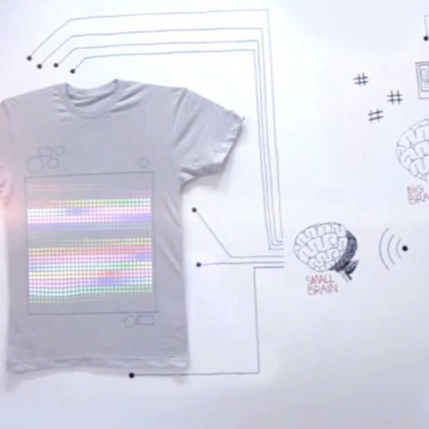 Programmeer eens een t-shirt met tshirtOS