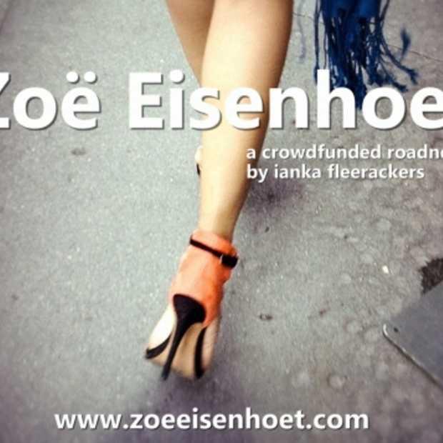 Project in de kijker: Zoë Eisenhoet, een roadnovel in feuilleton van Ianka Fleerackers, nu op CroFun [interview]