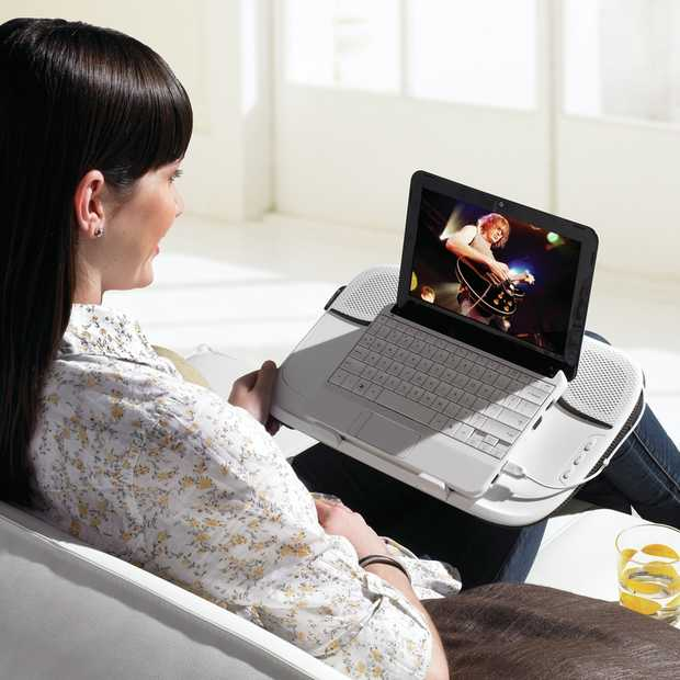 Review: Logitech Lapdesk N700
