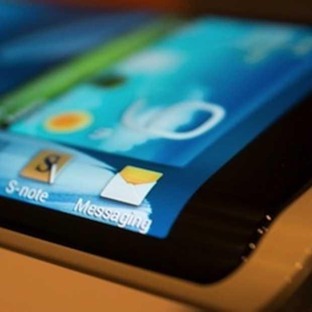 Samsung Flexible Smartphone Display: 'YOUM'
