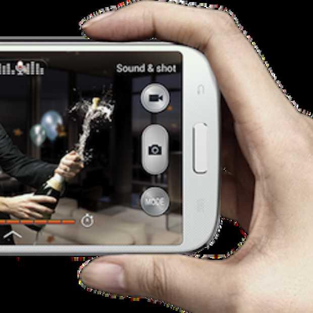 Samsung Galaxy S4 Sound Shot