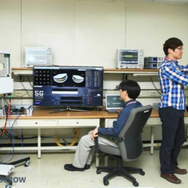 Samsung maakt 5G-netwerk breakthrough en belooft tegen 2020 ultrasnelle downloads