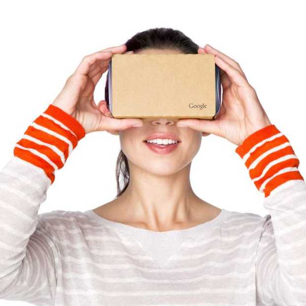 Cardboard Camera: zelf VR foto's maken met nieuwe Android app.