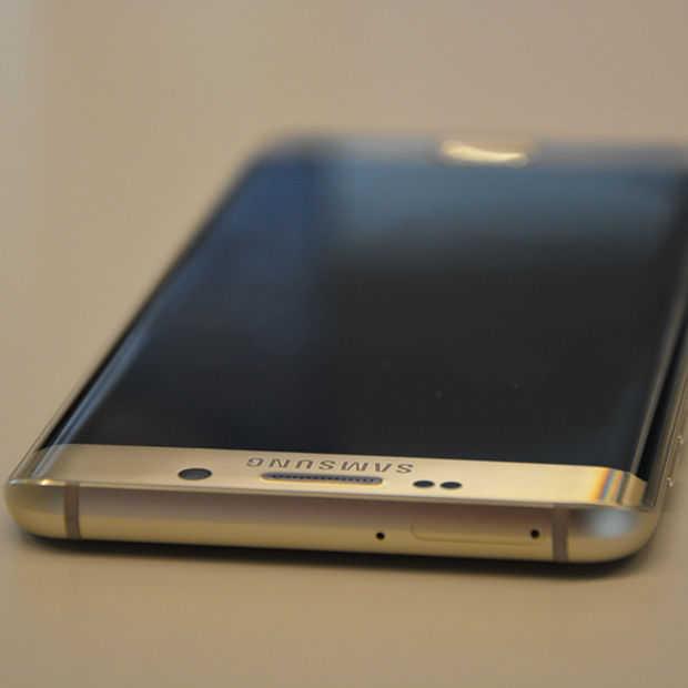 Eerste indruk van de Samsung Galaxy S6 Edge Plus