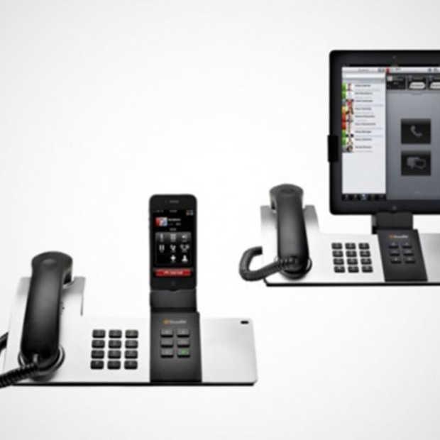 ShoreTel Dock maakt een vaste telefoon van je iPad of iPhone