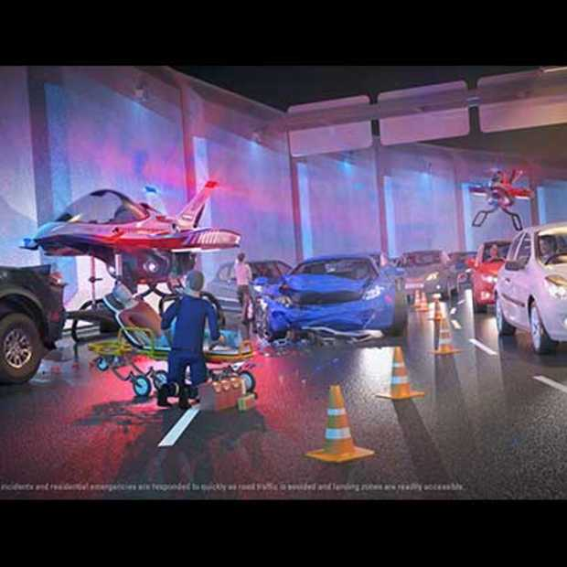 Skyway: een alternatief voor dringend ziekenvervoer