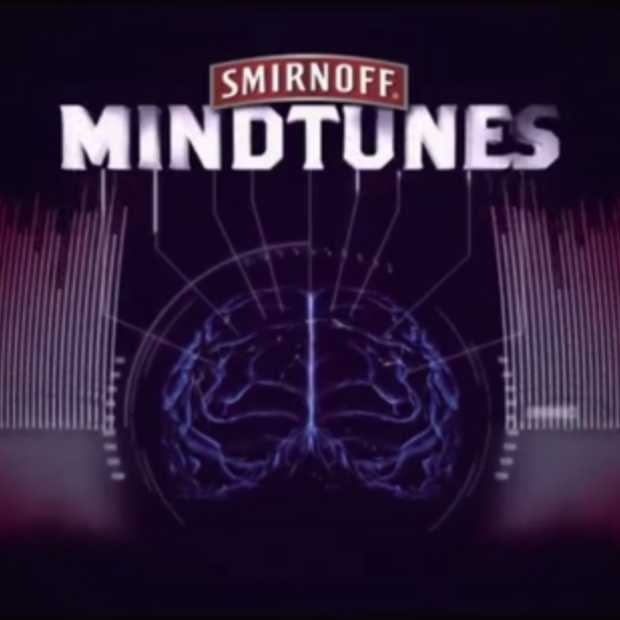 Smirnoff lanceert Mindtunes samen met DJ Fresh: a track created only by the mind