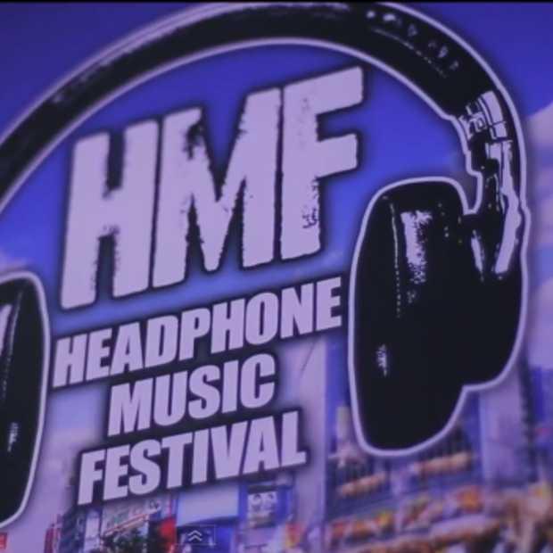 Sony Headphone Music Festival in Tokyo