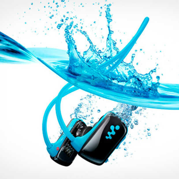 Sony lanceert Waterproof Walkman