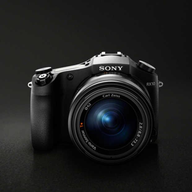 SONY's nieuwe bridge-camera: de RX10