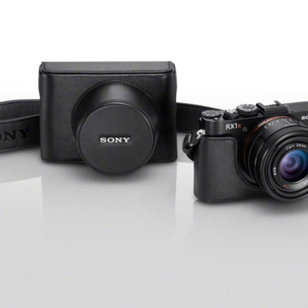 Sony stelt twee nieuwe camera's voor
