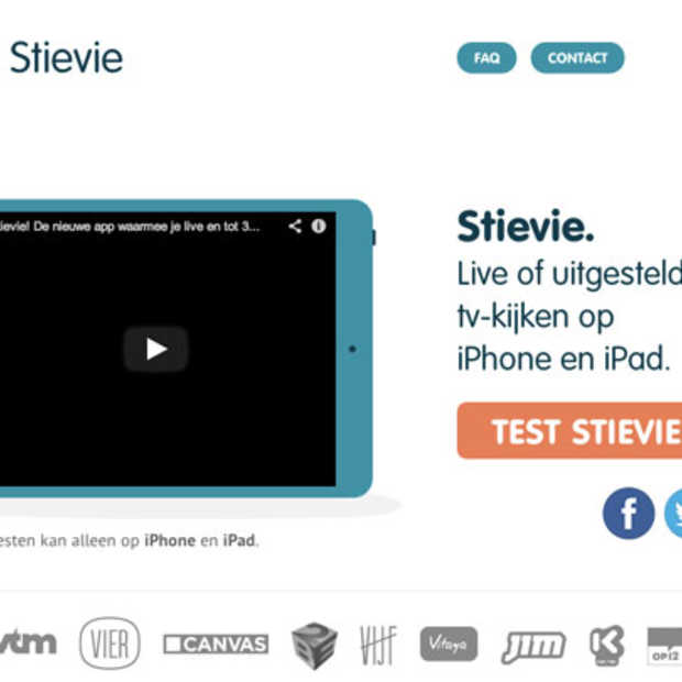 Stievie, het nieuwe mobile TV platform in Vlaanderen