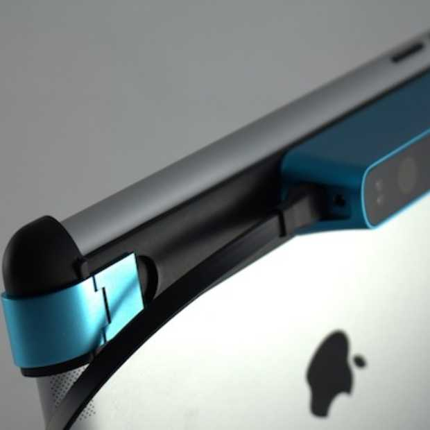 Structure Sensor is een 3D scanner voor iPad