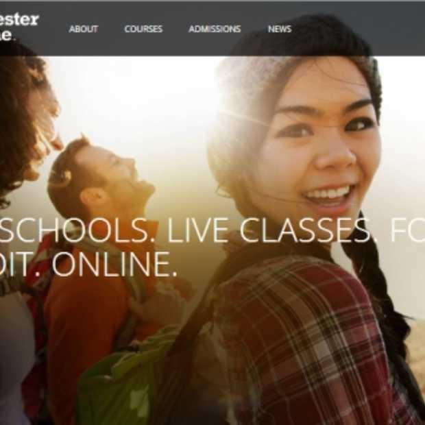Studeren we binnenkort allemaal een semester online?