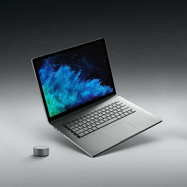 15 inch Surface Book 2 begin april beschikbaar