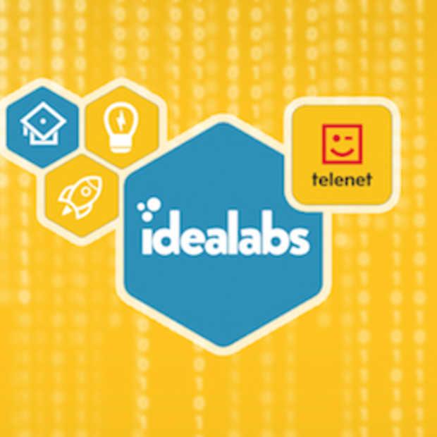 Telenet Idealabs ondersteunt start-ups in Antwerpen