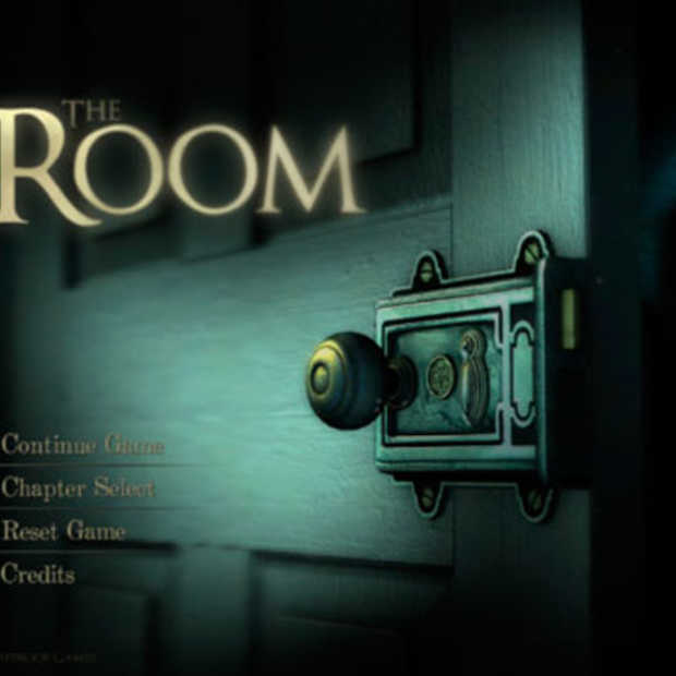 The Room. Fantastisch mooi iPad game!