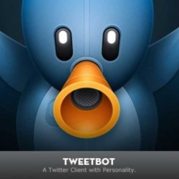 Twitter's Tweetbot timeline displayt foto's en video's