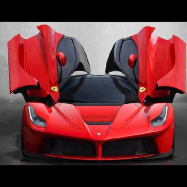 [UPDATED] De nieuwe Ferrari Enzo heet ... LaFerrari