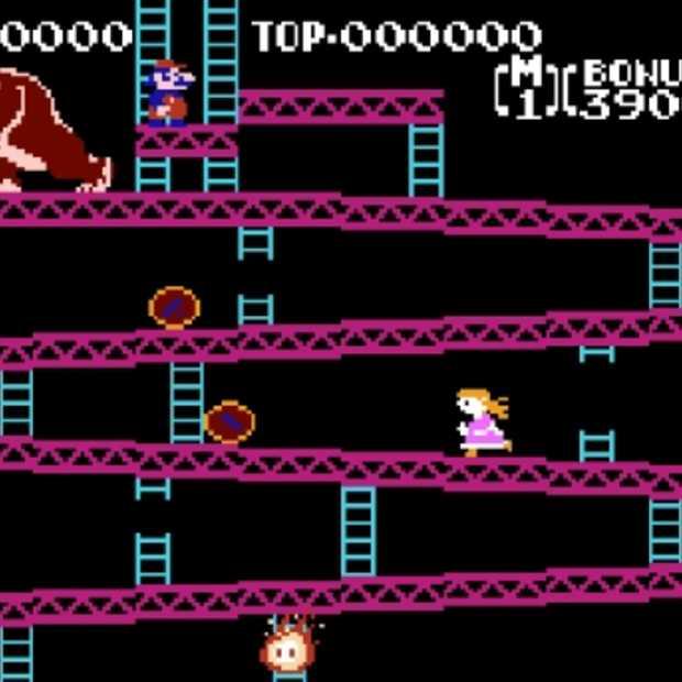 Vader hackt Donkey Kong voor zijn dochter waardoor Pauline nu Mario redt
