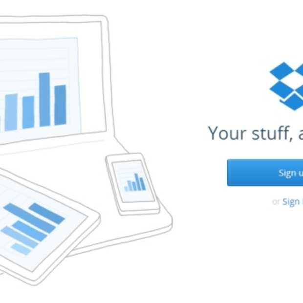 Vanaf nu kan je Dropbox links rechtstreeks via desktop sharen