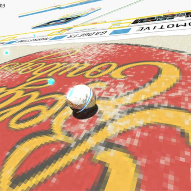 Verander eender welke website in een speelbaar 3D doolhof met Maze