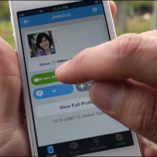 Videochatten met Skype is nu cross-platform mogelijk