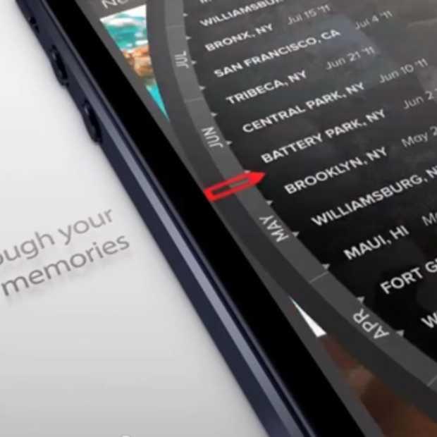 Viewfinder: eindelijk al je iPhone foto's georganiseerd