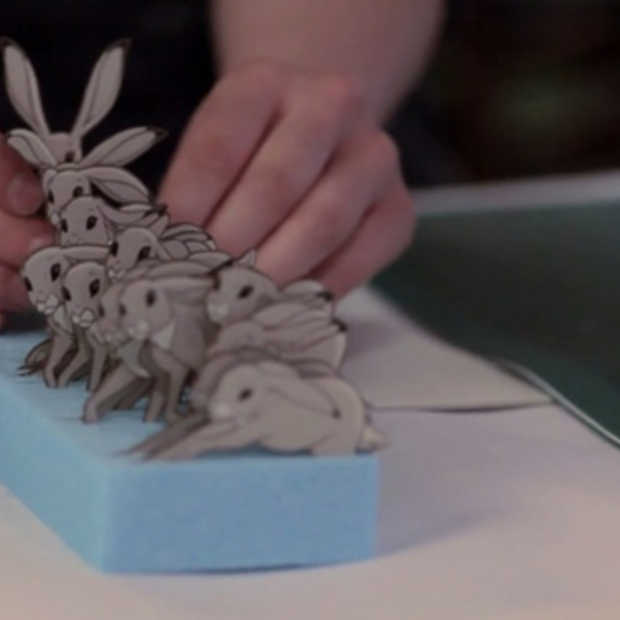 Waanzinnig mooi: 'The Bear & The Hare'