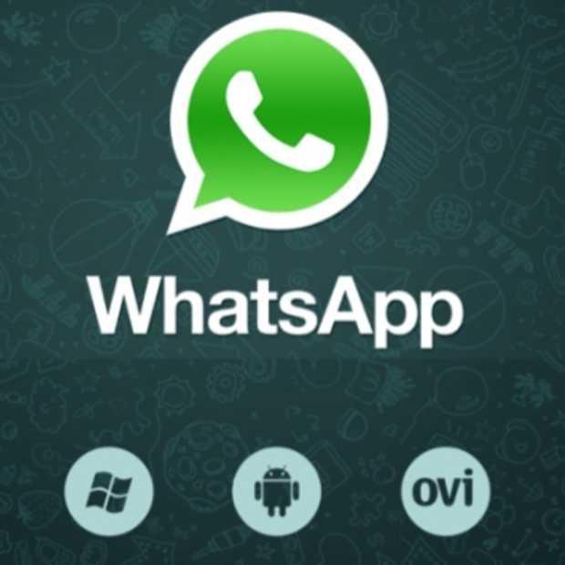 WhatsApp groter dan Twitter met 200 miljoen maandelijke actieve users