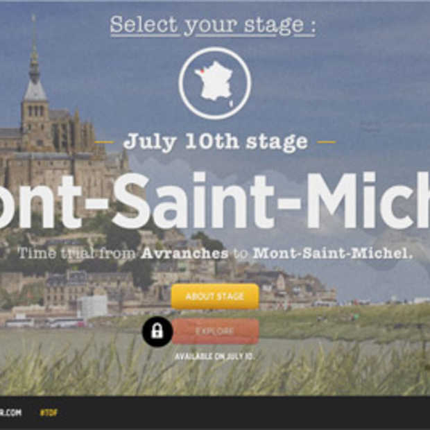 YourTour: Meedoen aan de Tour de France met Google Street View