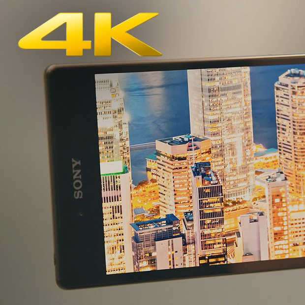 4K in smartphones. Overkill of niet?