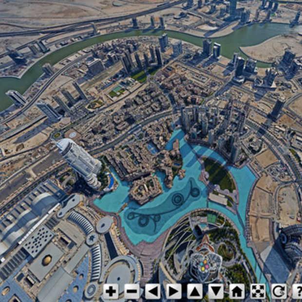 Zo zag u Dubai nog nooit eerder