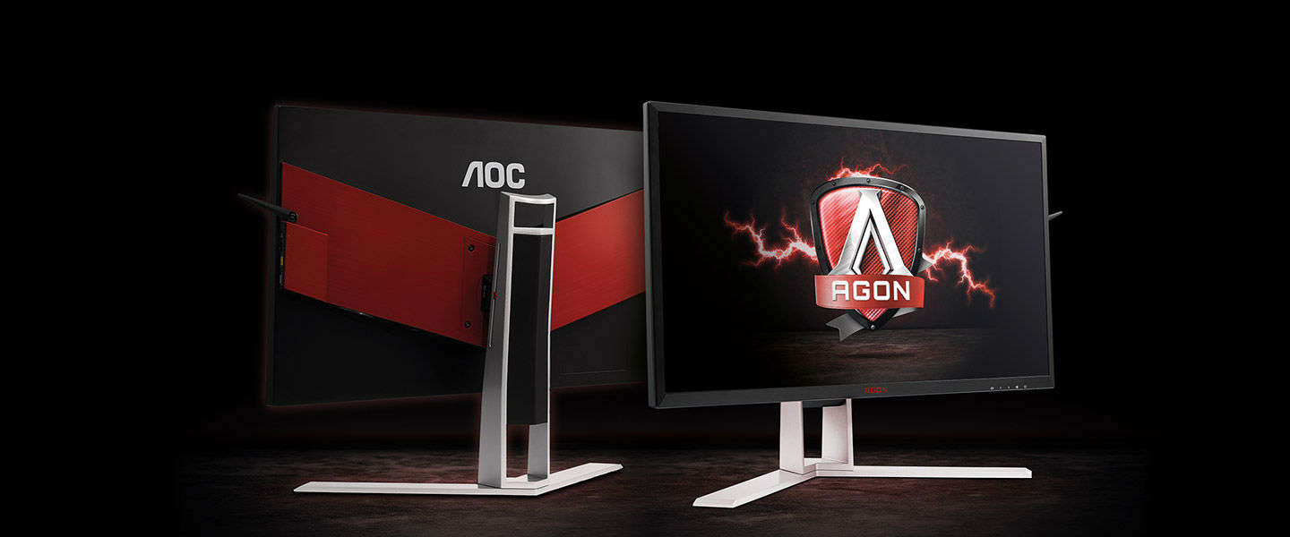 Review: AOC Agon AG241QX Gaming monitor