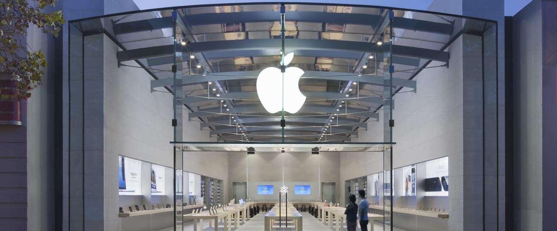 Apple-fans bij opening Brussel krijgen verrassend voorstel