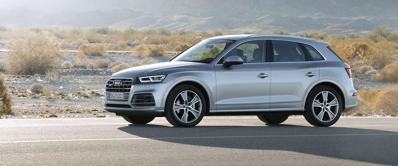Prachtige auto's in vogelvlucht: Audi van toen tot nu