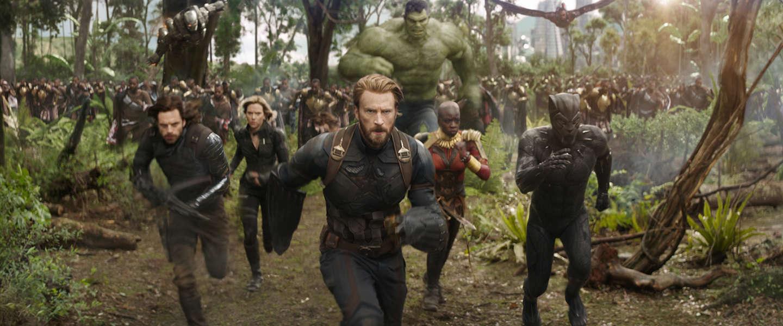 Avengers: Infinity War - Wow... gewoon... WOW !