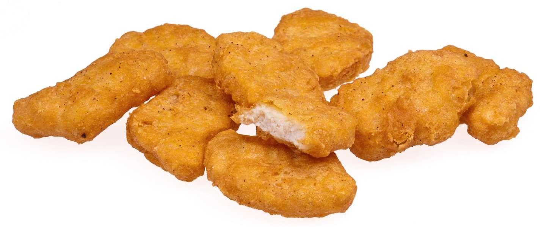 Moet je ooit nog wel McDonalds Chicken McNuggets willen eten?